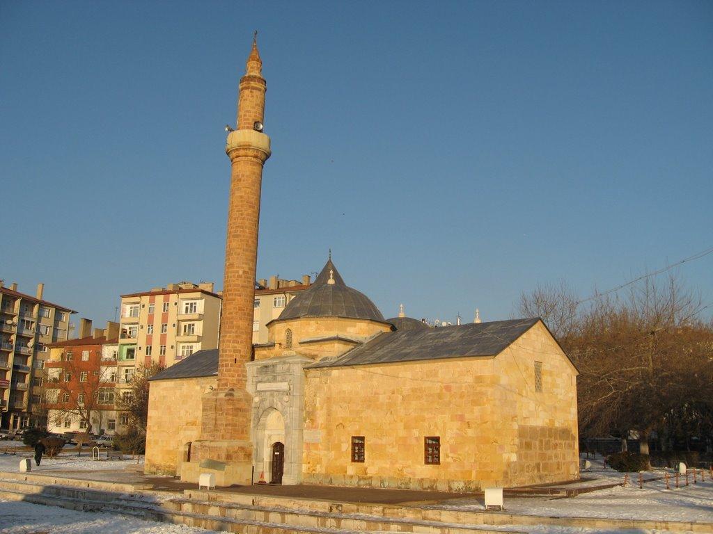 Anadolu Esnaf Teşkilâtının Pir'i: AHİ EVRAN - Ali Alper ÇETİN