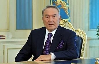 """Nazarbayev """"Türkistan"""" Eyaletini Kurdu"""