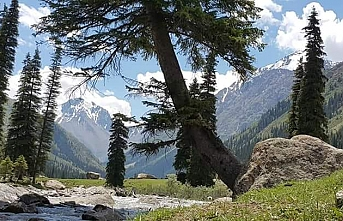Kırgızistan Tengri Dağlarından Notlar 2 - Ümit Şıracı