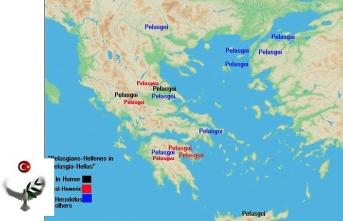 PELAGSLAR- (Türklerin İlk Ataları)