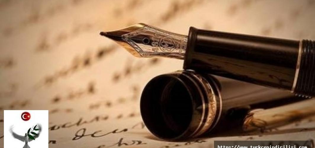 Tanzimat Edebiyatı Olay Çevresinde Gelişen Anlatmaya ve Göstermeye Bağlı Metinler
