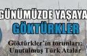 Göktürklerin Torunları Türk Atalar'ı Tanıyor...