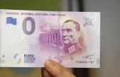 Avrupa Merkez Bankası Atatürk resimli 'Euro' bastı.