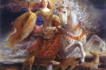 TOMRİS HATUN  TÜRKLERİN İLK KADIN HÜKÜMDARI - İSKİT (SAKA) KRALİÇESİ