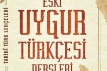 Eski Uygur Türkçesi Dersleri - Doç. Dr. Serkan Şen