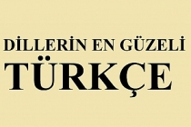 Dillerin En Güzeli Türkçe
