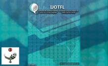Uluslararası Türkçenin Yabancı Dil Olarak Öğretimi Dergisi yayın hayatına başladı.