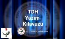 YAZIM KILAVUZU (İMLA KILAVUZU)  - T Harfi