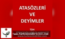 Atasözleri ve Deyimler, Atasözleri ve Açıklamaları, Türkçe Atasözleri K