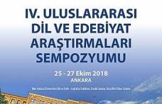 IV. Uluslararası Dil ve Edebiyat Araştırmaları Sempozyumu