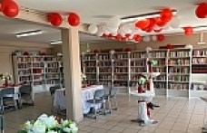 Fransa'da Türk Çocuk Kütüphanesi Açıldı
