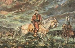 Kırgız Manas Destanı, Manas Destanı, Manas Destanı...
