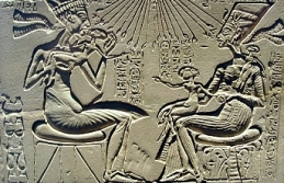 Antik Mısır'ın Dünya Dışı Yaşamla Temas Ettiğinin 6 Kanıtı