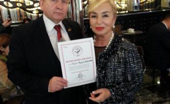 Prof. Dr. Tuncer Gülensoy TDH Onur Kurulu'na Seçildi, Hocalarımıza Üstün Hizmet Belgeleri Verildi