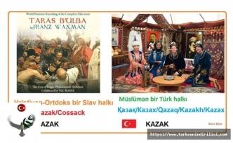 KAZAK ADI ÜZERİNE - Prof. Dr. Süer Eker