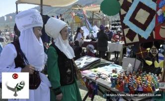 Dünya Göçebe Oyunlarındaki Etno Çarşı tarihe ışık tutuyor
