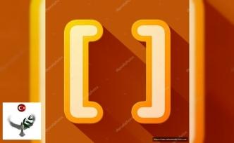 Noktalama İşaretleri: Köşeli ayraç işareti nedir? Köşeli ayraçişaretinin kullanıldığı yerler ve örnekler