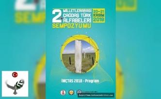 2. Milletlerarası Çağdaş Türk Alfabeleri Sempozyumu