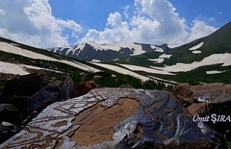 Kırgızistan Tengri Dağlarından Notlar 1 - Ümit Şıracı