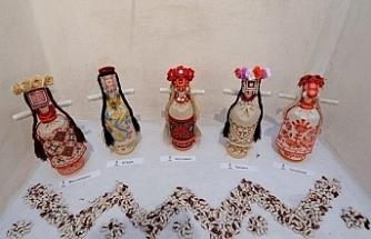 Kırım Tatar işlemelerinin en zoru, altın nakışı