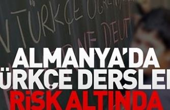 Almanya'da Türkçe eğitimi tehlikede