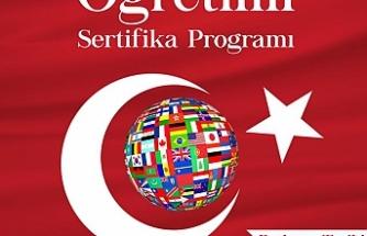 Atatürk Üniversitesi Yabancılara Türkçe Öğretimi Sertifika Programı Açıyor