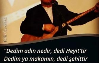 Abdurrahim Heyit'in Şehadeti ve Bize Düşenler
