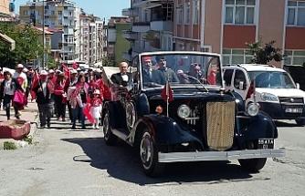 Samsun'dan Anıtkabir'e Kurtuluştan Kuruluşa Büyük Yürüyüş'ü Başlattık