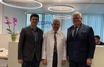 İsviçre'de MEDIPARK Adıyla Görkemli Bir Türk Hastahanesi Açıldı
