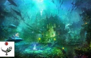 Atlantis'in Yeri Bulundu Mu?