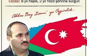 İran, Türkçü Abbas Lisani'ye Sürgün Cezası Verdi
