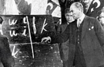 Türk Damga (Harf) Devrimi
