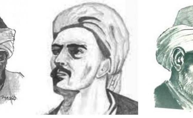 Türkçeyi Anadolu'da yazı dili yapan bu 5 düşünürü unutmayalım:Gülşehri, Yunus Emre, Aşık Paşa, Karamanoğlu Mehmet Bey ve Atatürk