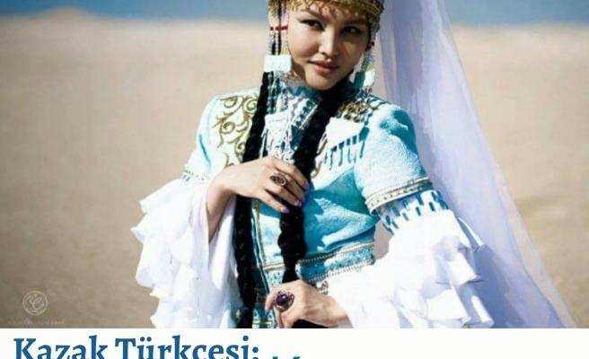Kazak Türkçesinden Güzel Sözler: Kız, uçan kuğu.