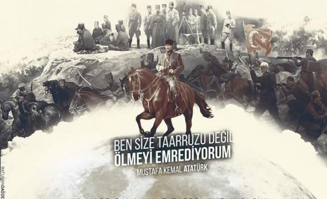 Mustafa Kemal ve Çanakkale Zaferi