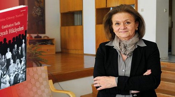 Alaykonulu çalışmaya davet - Prof. Dr. Emine GürsoyNaskali