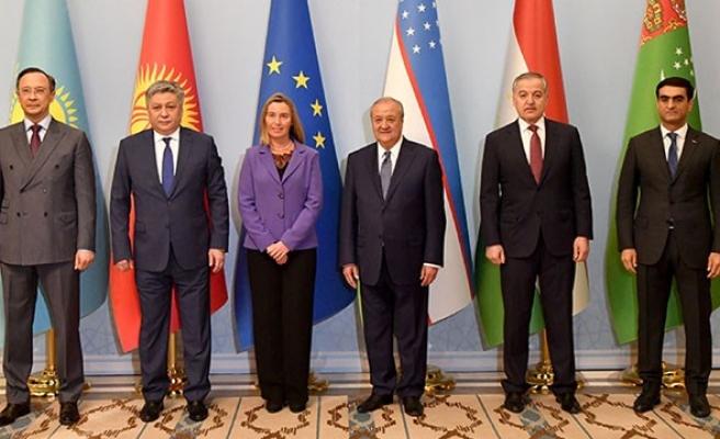 Özbekistan'da AB-Orta Asya Dışişleri Bakanları Toplantısı Yapıldı