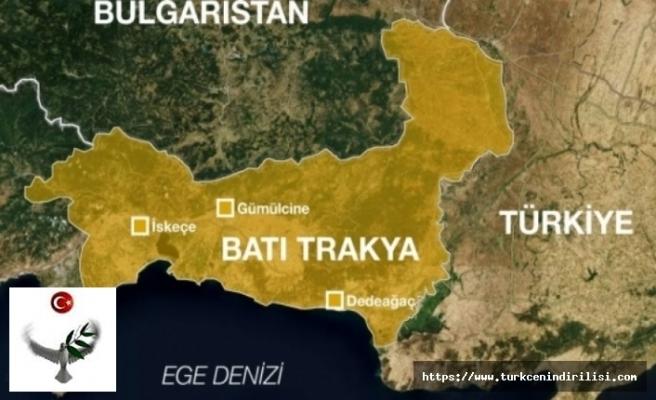 Batı Trakya Türkleri Seçek'te 7 Asırlık Türk Geleneğini Yaşattı