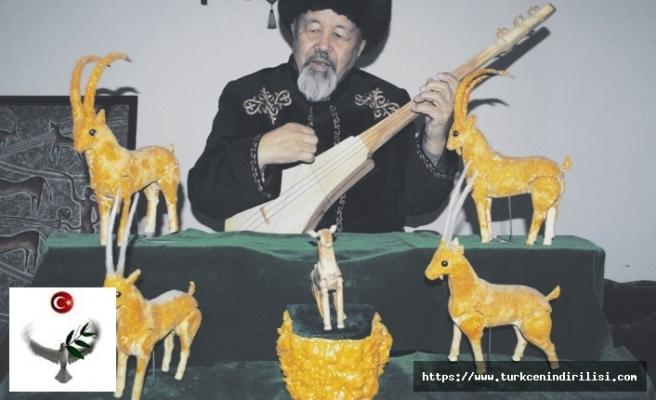 İlk Kırgız Kukla Sanatı: Tak Teke