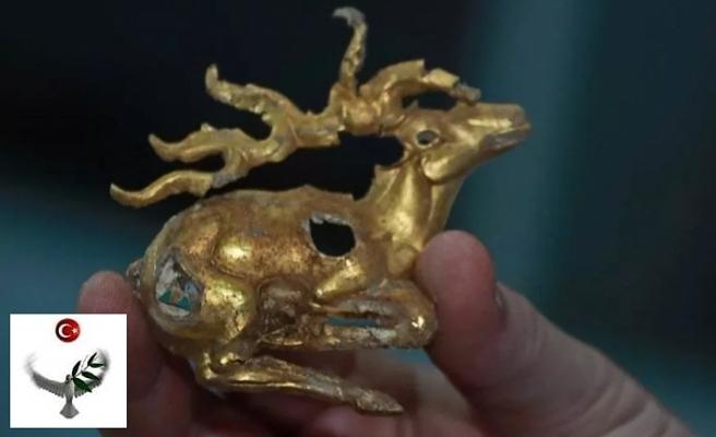 """Kazakistan Bölgesi'nde Yeni bir """"Altın Adam"""" Bulundu"""