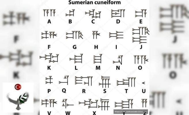 En eski alfabeler (Kronolojik sırayla)