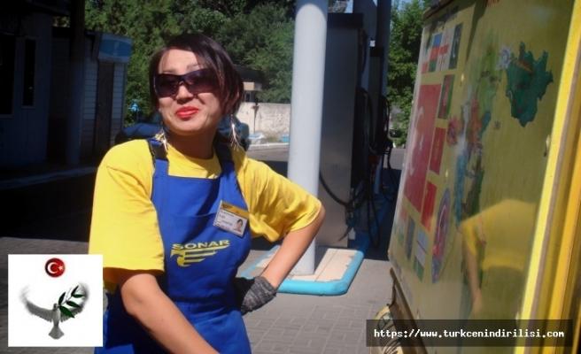 Kazakistan Gezisi ve Kazakistan Yol Hikayeleri, Ali Adnan Akgündüz