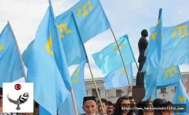 Kırım 1500 Yıllık Türk Yurdudur