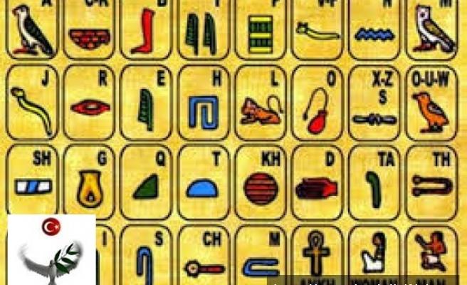 Mısır Alfabesi Mısır Alfabesi Harfleri Mısır Hiyeroglif Alfabesi
