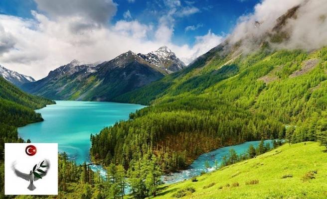 Sibiryanın doğası: benzersiz yerler 27