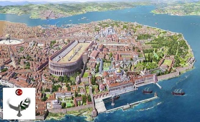 Bizans'ta Türk İsyanı