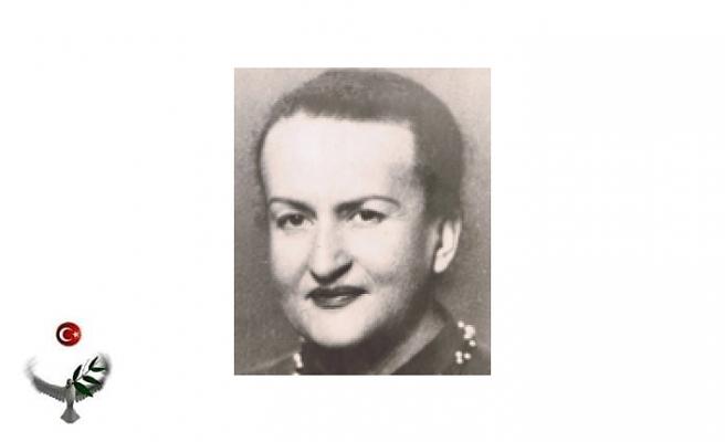 Cumhuriyet Türkiye'sinin ilk kadın gökbilimcisi ve ilk kadın dekanı Prof. Dr. Nüzhet Gökdoğan