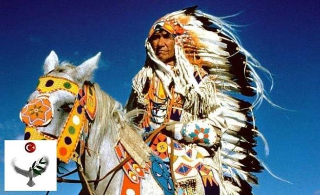Kızılderililer'in Şeref Yasaları Ve Felsefelerinden