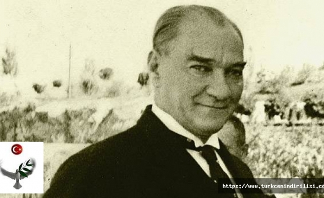 """Atatürk: """"Şimdi Dengen Tamam Oldu."""""""