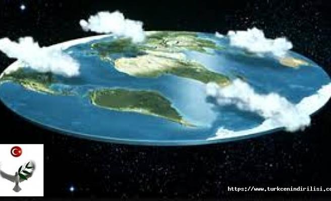 Dünya düz mü gerçekten?